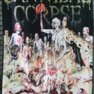CANNIBAL CORPSE Gore Obsessed FLAG CLOTH POSTER WALL TAPESTRY CD Death Metal