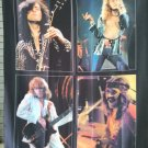 LED ZEPPELIN Live FLAG CLOTH POSTER WALL TAPESTRY BANNER CD LP