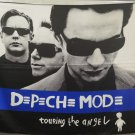 DEPECHE MODE Touring the Angel FLAG CLOTH POSTER WALL TAPESTRY CD NEW WAVE