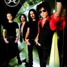 HEROES DEL SILENCIO Banda FLAG CLOTH POSTER CD Rock