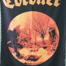 CORONER R.I.P. FLAG CLOTH POSTER WALL TAPESTRY CD Thrash Metal