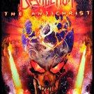 DESTRUCTION The Antichrist FLAG CLOTH POSTER WALL TAPESTRY BANNER CD Thrash Metal