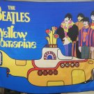 THE BEATLES Yellow Submarine 4 FLAG CLOTH POSTER WALL TAPESTRY BANNER CD LP