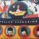 THE BEATLES Yellow Submarine 5 FLAG CLOTH POSTER WALL TAPESTRY BANNER CD LP