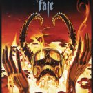 MERCYFUL FATE 9 FLAG CLOTH POSTER WALL TAPESTRY CD Heavy Metal