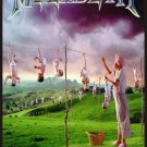 MEGADETH Youthanasia FLAG CLOTH POSTER WALL TAPESTRY BANNER CD Thrash