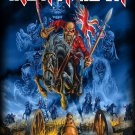 IRON MAIDEN Maiden England Tour 2014 FLAG CLOTH POSTER WALL TAPESTRY BANNER CD Heavy Metal