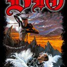 DIO Holy Diver FLAG CLOTH POSTER WALL TAPESTRY BANNER CD Hard Rock