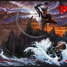DIO Holy Diver - Horizontal FLAG CLOTH POSTER WALL TAPESTRY BANNER CD Hard Rock