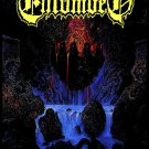 ENTOMBED Clandestine FLAG CLOTH POSTER WALL TAPESTRY BANNER CD Death Metal