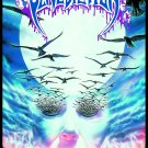BENEDICTION Dark is the Season FLAG CLOTH POSTER TAPESTRY BANNER CD DEATH METAL