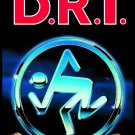 D.R.I. DRI Crossover FLAG CLOTH POSTER WALL TAPESTRY BANNER Thrash Metal