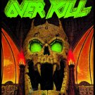 OVERKILL The Years of Decay FLAG CLOTH POSTER WALL TAPESTRY BANNER CD Thrash Metal