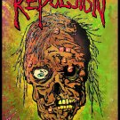 REPULSION Horrified FLAG CLOTH POSTER WALL TAPESTRY BANNER CD Grindcore