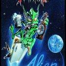 TANKARD Alien FLAG BANNER CLOTH POSTER WALL TAPESTRY CD Thrash Metal