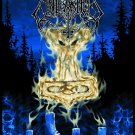 UNLEASHED Midvinterblot FLAG BANNER CLOTH POSTER WALL TAPESTRY CD Death Metal
