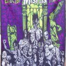 MISFITS Earth A.D. FLAG CLOTH POSTER WALL TAPESTRY BANNER CD Horror Punk