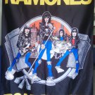 RAMONES Road to Ruin FLAG CLOTH POSTER WALL TAPESTRY BANNER CD Punk