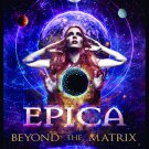 EPICA Beyond the Matrix FLAG CLOTH POSTER WALL TAPESTRY CD Symphonic Metal
