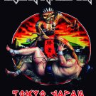 IRON MAIDEN The Book of Souls - Japan FLAG CLOTH POSTER WALL TAPESTRY CD LP