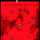 RUSH Clockwork Angels FLAG CLOTH POSTER WALL TAPESTRY BANNER CD Hard Progressive Rock