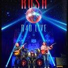 RUSH R40 Live FLAG CLOTH POSTER WALL TAPESTRY BANNER CD Hard Progressive Rock