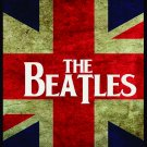 THE BEATLES UK Flag FLAG CLOTH POSTER WALL TAPESTRY BANNER CD LP