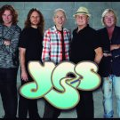 YES Band 2 FLAG CLOTH POSTER WALL TAPESTRY BANNER CD LP