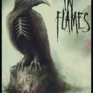 IN FLAMES Sounds Of A Playground Fading FLAG CLOTH POSTER WALL TAPESTRY BANNER CD Death Metal