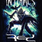 IN FLAMES I, The Mask FLAG CLOTH POSTER WALL TAPESTRY BANNER CD Death Metal