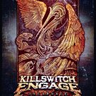 KILLSWITCH ENGAGE Incarnate - Special Edition FLAG CLOTH POSTER WALL TAPESTRY CD Metalcore