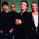 U2 Band 2 FLAG CLOTH POSTER WALL TAPESTRY BANNER CD Bono Rock