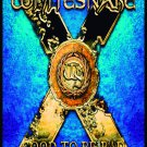 WHITESNAKE Good To Be Bad FLAG CLOTH POSTER WALL TAPESTRY BANNER CD Heavy Metal