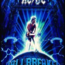 AC/DC Ballbreaker FLAG CLOTH POSTER WALL TAPESTRY BANNER CD HEAVY METAL