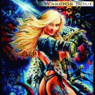 DORO Warrior Soul FLAG CLOTH POSTER WALL TAPESTRY BANNER CD Heavy Metal