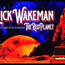 RICK WAKEMAN The Red Planet FLAG CLOTH POSTER WALL TAPESTRY BANNER CD Progressive Rock