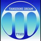 TANGERINE DREAM Tyger FLAG CLOTH POSTER WALL TAPESTRY BANNER CD Progressive Rock