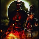 CARNIFEX Hell Chose Me FLAG CLOTH POSTER WALL TAPESTRY BANNER CD DEATHCORE