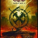 CARNIFEX World War X FLAG CLOTH POSTER WALL TAPESTRY BANNER CD DEATHCORE