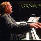 RICK WAKEMAN Photo 1 FLAG CLOTH POSTER WALL TAPESTRY BANNER CD Progressive Rock