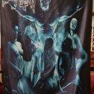 BELPHEGOR Lucifer Incestus FLAG CLOTH POSTER WALL TAPESTRY BANNER CD Black Metal