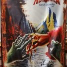 HELLOWEEN Keeper of the Seven Keys - Part II FLAG CLOTH POSTER WALL TAPESTRY BANNER Power Metal