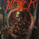 SLAYER Repentless - Comic Book FLAG CLOTH POSTER WALL TAPESTRY BANNER CD Thrash Metal