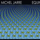 JEAN-MICHEL JARRE Equinoxe  - Horizontal FLAG CLOTH POSTER WALL TAPESTRY CD Electronica