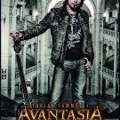 AVANTASIA Tobias Sammet 1 FLAG CLOTH POSTER WALL TAPESTRY BANNER CD Symphonic Power Metal