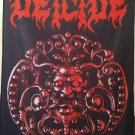 DEICIDE First Album FLAG CLOTH POSTER TAPESTRY BANNER CD DEATH METAL