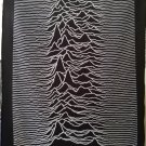 JOY DIVISION Unknown Pleasures FLAG CLOTH POSTER WALL TAPESTRY CD Post Punk