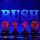 RUSH 2112 5.1 FLAG CLOTH POSTER WALL TAPESTRY BANNER CD Hard Progressive Rock