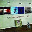 RUSH Retrospective 3 FLAG CLOTH POSTER WALL TAPESTRY BANNER CD Hard Progressive Rock