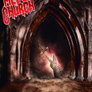 METAL CHURCH A Light In The Dark FLAG CLOTH POSTER WALL TAPESTRY BANNER CD Heavy Metal